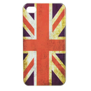 Retro Style Faceplate UK 2.0 - поликарбонатов кейс за iPhone 4/4S