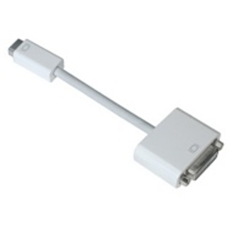 Apple Mini DVI to DVI Adapter - оригинален Mini DVI към DVI адаптер