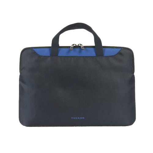 Tucano Mini Sleeve with handles for MacBook Air 11, Ultrabooks & netbooks (blue)