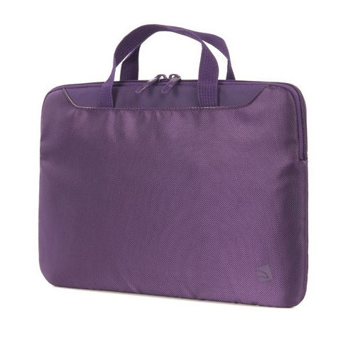 Tucano Mini Sleeve with handles for MacBook Air 11, Ultrabooks & netbooks (purple)