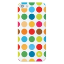 Pat Says Now Polka Dot Case - дизайнерски кейс за iPhone 5, iPhone 5S, iPhone SE