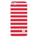 Pat Says Now Marina Red Case - дизайнерски кейс за iPhone 5, iPhone 5S, iPhone SE