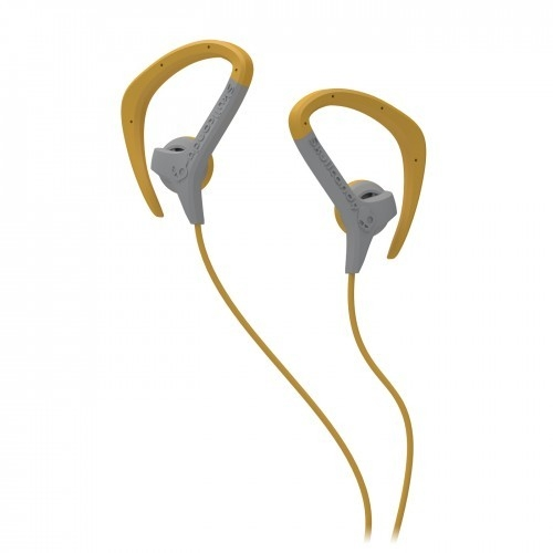 Skullcandy Earphones Chops Stereo - слушалки с 3.5 мм аудио изход (жълт)