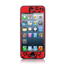 Sex And The City Leopard Screen Guard Protection Film - луксозно защитно покритие за дисплeя на iPhone 5, iPhone 5S, iPhone SE, iPhone 5C