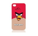 Gear4 Angry Birds Red Bird - поликарбонатов кейс за iPhone 4/4S