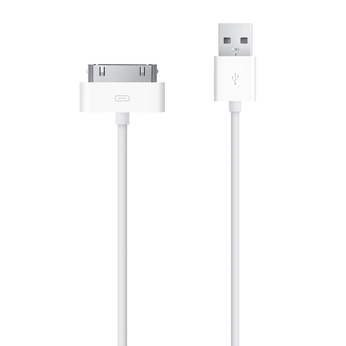 Apple USB to Dock Connector - оригинален USB кабел за iPhone, iPad и iPod (bulk)
