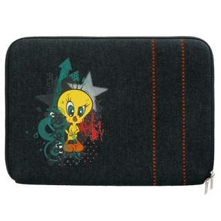 Pat Says Now Tweety laptop sleeve up to 15.6 in.