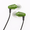 Klipsch Image S3 Galaxy Green In-Ear - слушалки за iPhone, iPad и iPod и мобилни устройства (зелен)