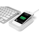 Bluelounge Saidoka - docked by your side for iPhone 5, iPhone 5S, iPhone SE, iPhone 5C (white)