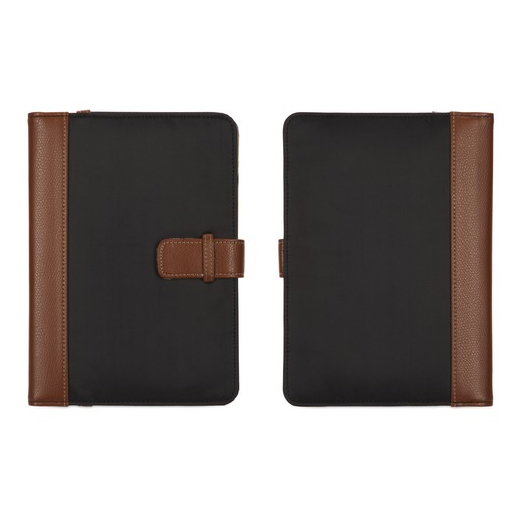 Griffin Passport Back Bay for 7 in. tablets (black-brown)