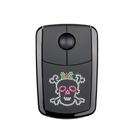 Pat Says Now Pirate Swarovski - дизайнерска оптична мишка с кристали на Swarovski (за Mac и PC)
