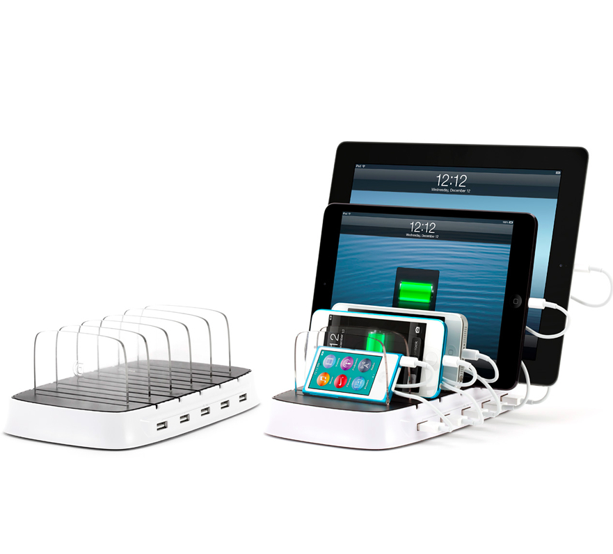 Griffin PowerDock 5 for smartphones and tablets