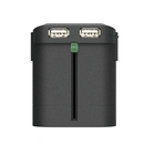 Elago Tripshell World Travel Adapter & Dual USB Charger - charging set for iPhone, iPad & iPod