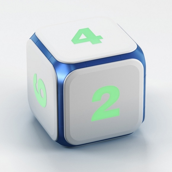 Dice+ Board Game Controller - дигитален зар за игри за таблети