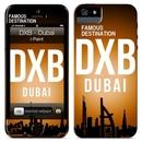 iPaint Dubai Case - дизайнерски термополиуретанов калъф, защитно покритие за дисплея и скин за iPhone 5S, iPhone 5, iPhone SE