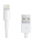 Apple Lightning to USB Cable 1m. - оригинален USB кабел за iPhone X, iPhone 8, iPhone 7, iPad и iPod (1 метър) (bulk) 2