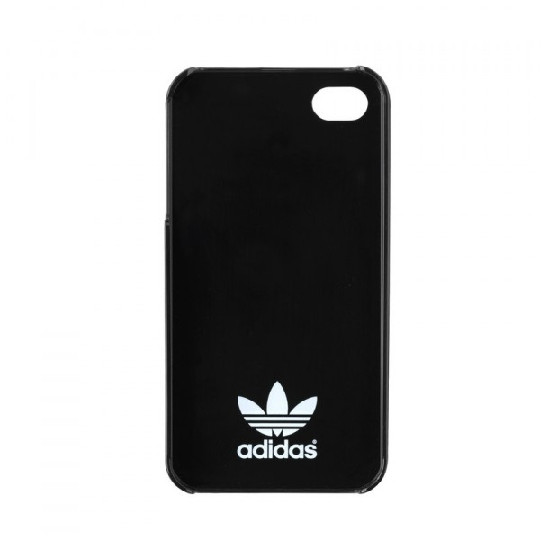 official photos 9fa37 d388f Adidas Hard Case - твърд кейс за iPhone 5, iPhone 5S, iPhone SE (черен-бял)