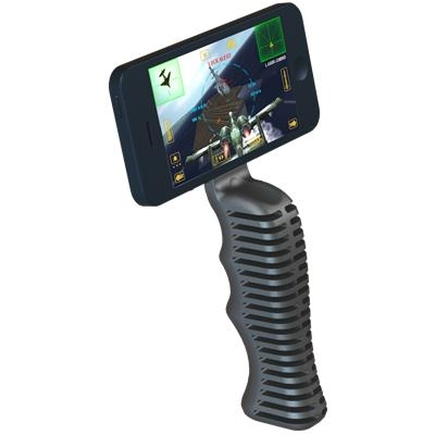 Clingo Camera Phone Grip ideal for filming