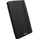Krusell Malmö Tablet Case Universal S - универсален кожен калъф и поставка за таблети от 6 до 7.9 инча (черен)