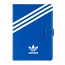 Adidas Universal Tablet StandCase - универсален кожен кейс и поставка за таблети до 8 инча (син)