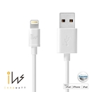 Innowatt Round Lightning to USB Cable - USB ����� �� iPhone 5, iPhone 5S, iPhone 5C, iPod Touch 5, iPod Nano 7, iPad 4 � iPad Mini, iPad Mini Retina (���)