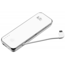 KitSound Power Bank with Micro SD Card Reader 4500 mAh - ������ ������� �� ������� ���������� (���)