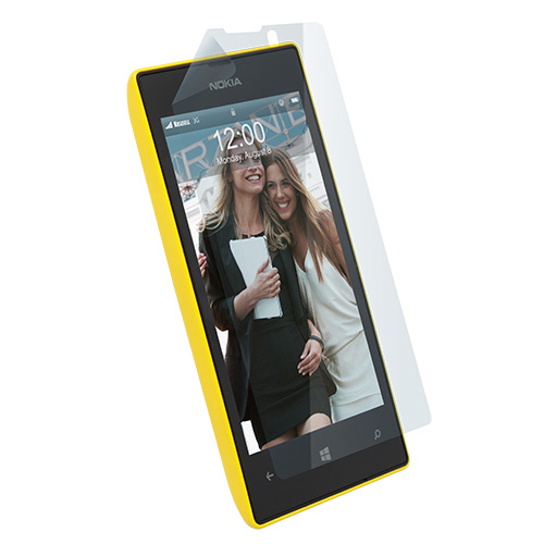 Krusell Screen Protector for Nokia Lumia 520/525