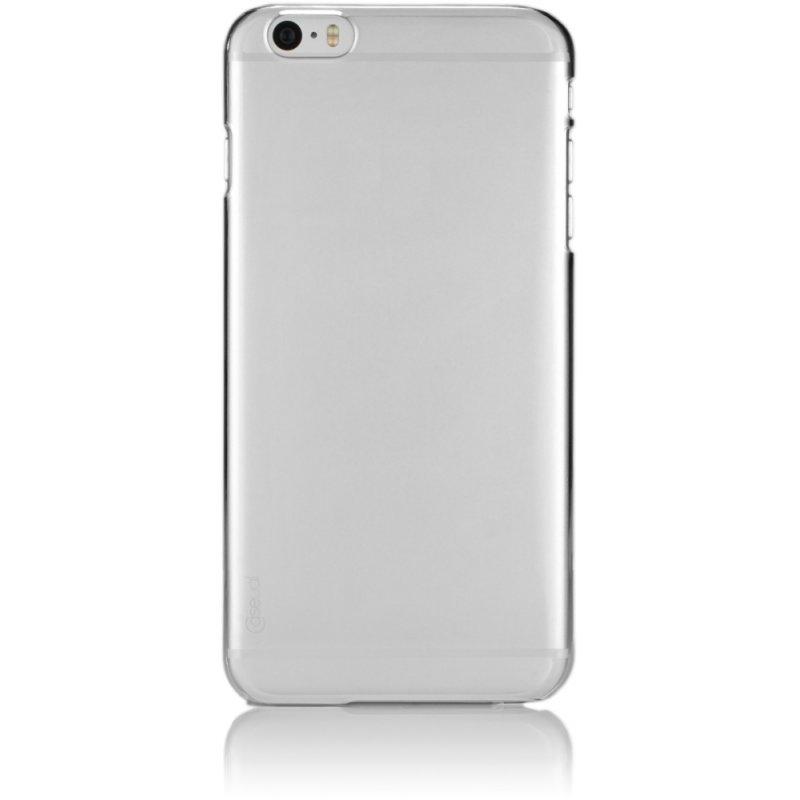 Caseual clearo - поликарбонатов кейс за iPhone 6 Plus, iPhone 6S Plus (прозрачен)