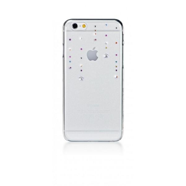 Bling My Thing Wish Cotton Candy - поликарбонатов кейс с кристали Сваровски за iPhone 6, iPhone 6S (прозрачен)
