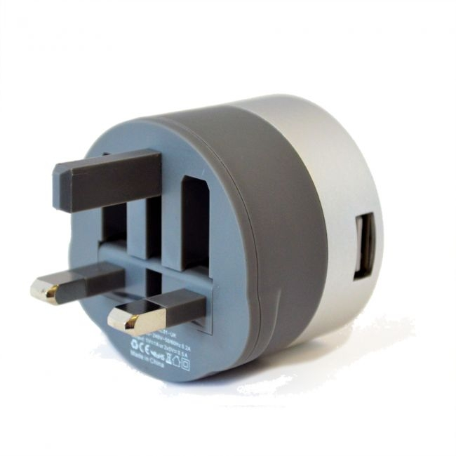 MiPow Rotary Dual USB Charger