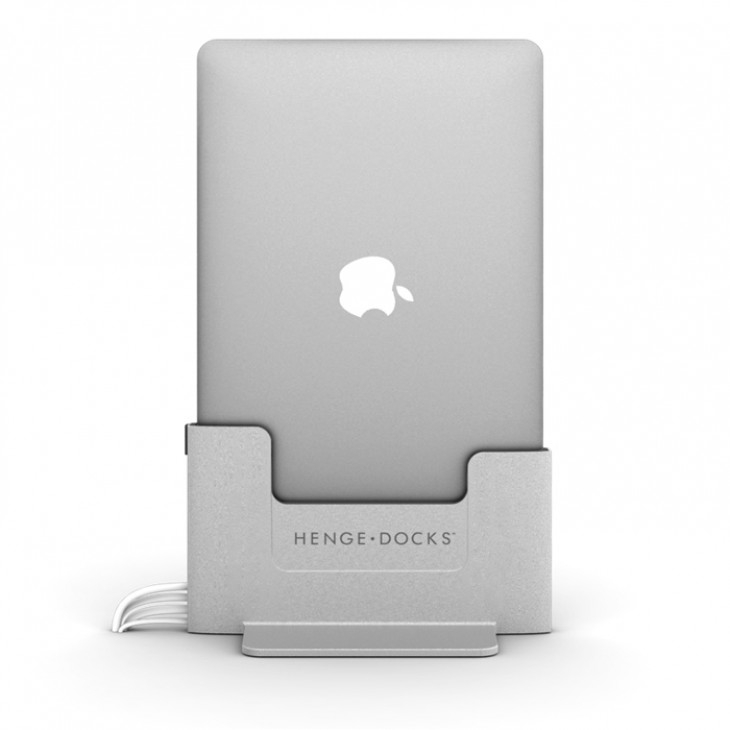 than this, henge docks 13 inch macbook pro retina vertical metal docking station however
