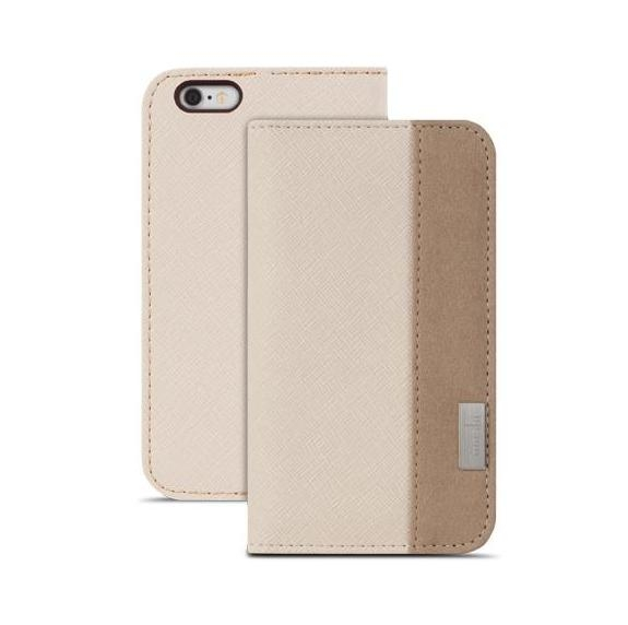 Moshi Overture Flip Wallet Case for iPhone 6, iPhone 6S