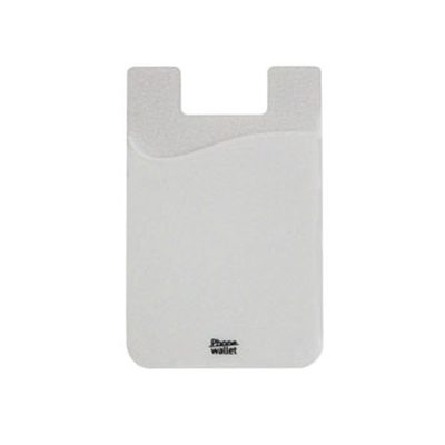 Out Of Style Phone Wallet White