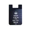Out Of Style Phone Wallet Keep Calm And Go To Ibiza