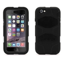Griffin Survivor All-Terrain Extreme-Duty Case - защита от най-висок клас за iPhone 6, iPhone 6S (черен)
