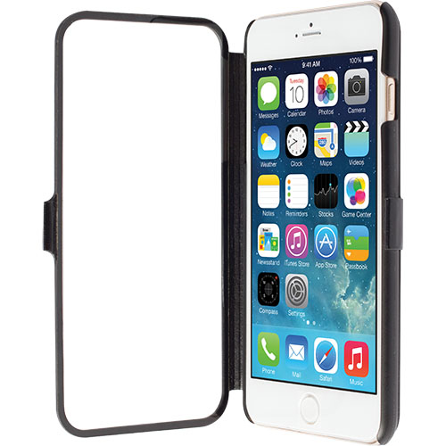Krusell Donso ViewCase for iPhone 6 Plus, iPhone 6S Plus (black)