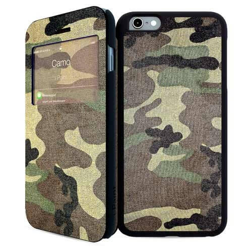 iPaint Camo DC Case for iPhone 6, iPhone 6S