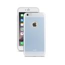Moshi iGlaze Case - хибриден поликарбонатов кейс за iPhone 6 Plus, iPhone 6S Plus (светлосин)