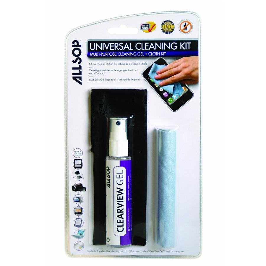 Allsop Universal Cleaning Kit
