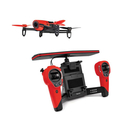 Parrot Bebop Drone Skycontroller amplified Wi-Fi 36 dBm radio for iOS and Android (red)