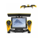Parrot Bebop Drone Skycontroller amplified Wi-Fi 36 dBm radio for iOS and Android (yellow)