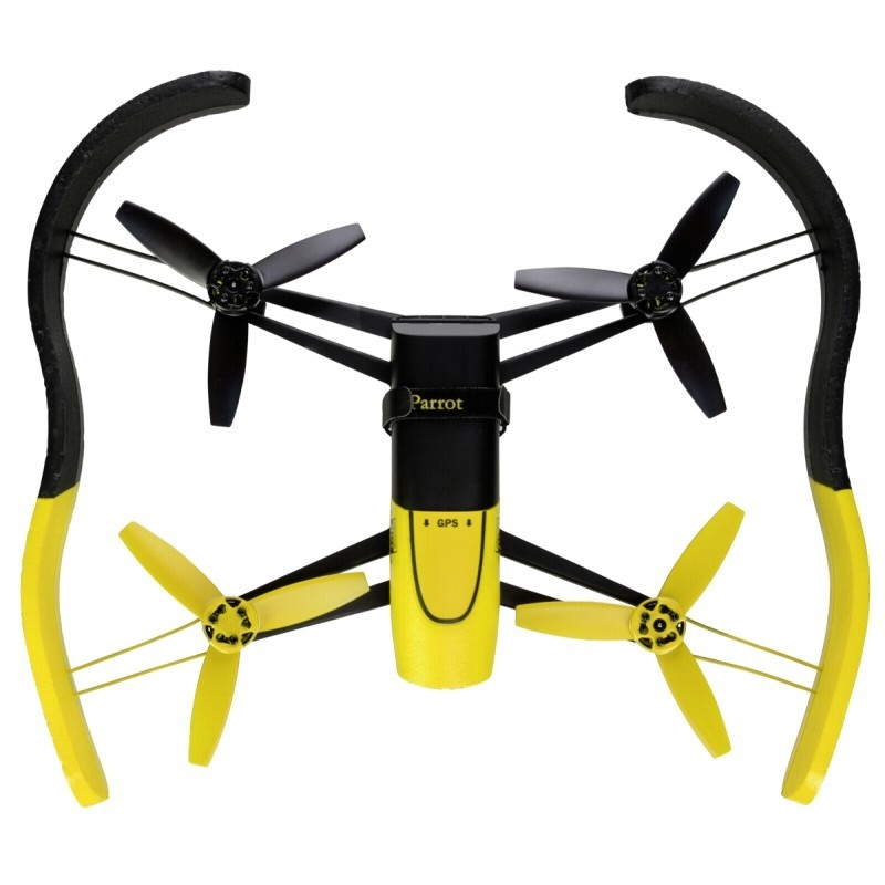 Parrot Bebop Drone For IOS And Android Yellow 5