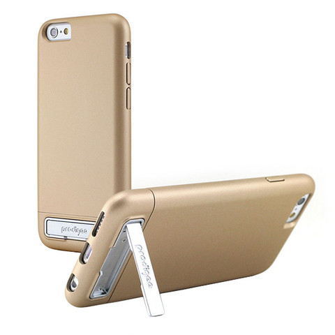 Prodigee Kick Slider Case for iPhone 6 Plus, iPhone 6S Plus (gold)