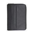 Tucano WorkIn Zip Case - калъф с цип и вграден кейс с поставка за iPad mini и таблети до 8 инча (черен)