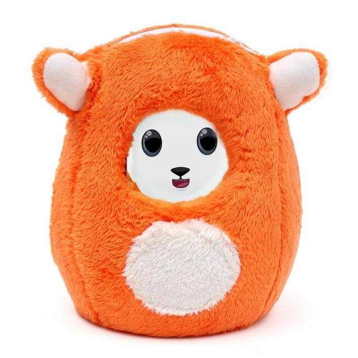 Ubooly Smart Toy for iOS and Android (orange)