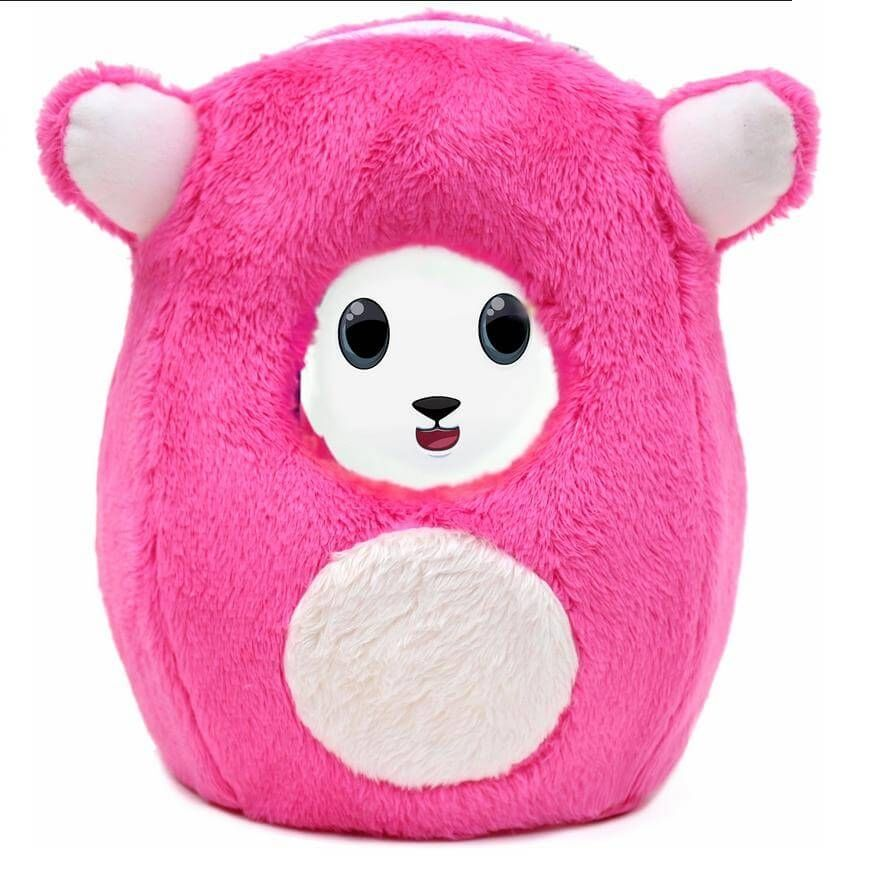 Ubooly Smart Toy for iOS and Android (pink)