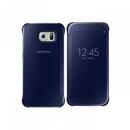 Samsung Clear View Cover EF-ZG920BBEGWW - ���������� ���� ���� ����� ������� ���������� �� ������� �� Samsung Galaxy S6 (�����)