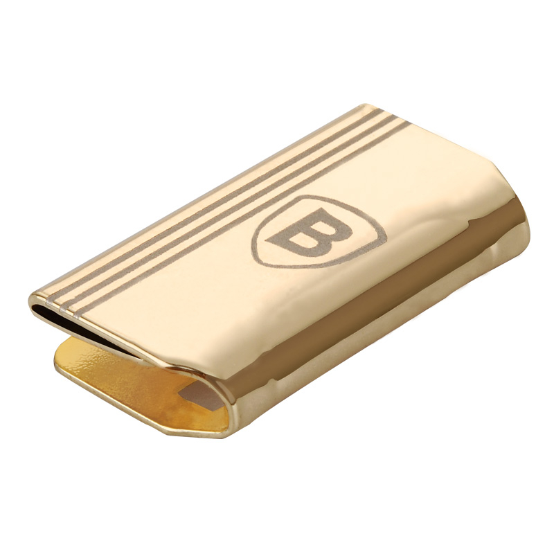 Baseus Smart Buckle for Flip Case (gold)