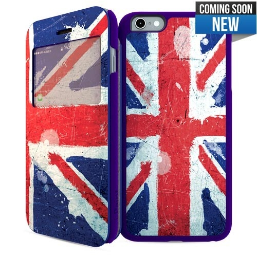 iPaint UK DC Case for iPhone 6, iPhone 6S
