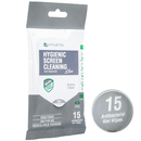 4smarts Anti Bacterial Screen Cleaning Wipes Extra Clean 15 pcs.